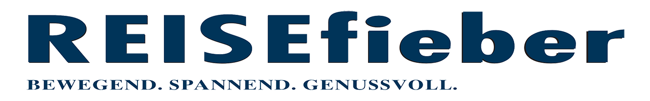 REISEfieber Magazin Logo